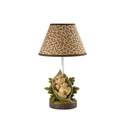 Disney Lion King  Lamp and Shade