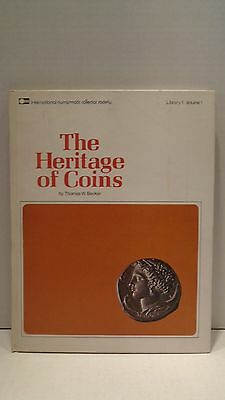The Heritage Coins by Thomas W. Becker Library 1 Volume 1 Hardcover Book