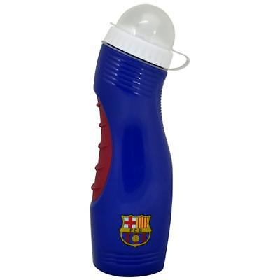 Official Football Team 750ml Plastic Water Bottle