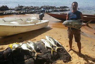All inclusive sport fishing holiday in Banana Island, West Africa