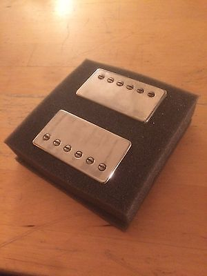 Gibson Humbucker 490 R and 490 T Pickups, 90's Vintage