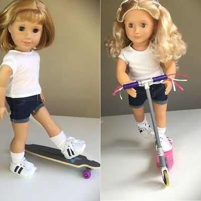 """Fit American Girl Our Generation 18"""" Doll Clothes ONLY. Outfit Inc Shoes"""