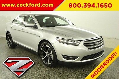 "2016 Ford Taurus SEL 2016 Taurus SEL - Moonroof - Heated Leather - 20"" Wheels - Equipment Group 201A"