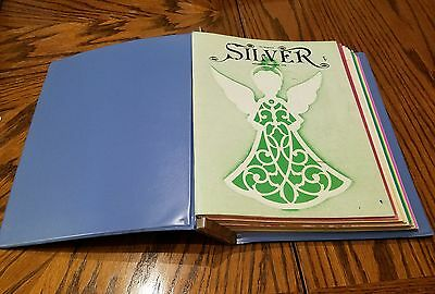 Silver Magazine  COMPLETE Years 1977 & 1978 with Binder  RARE!!!  12 issues!