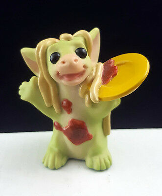 """Pocket Dragons """"Spaghetti"""" by Real Musgrave 2001 Mint Condition No Box"""
