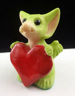 """Pocket Dragons """"Big Heart"""" by Real Musgrave 1997 Mint Condition No Box"""