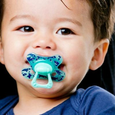 Difrax baby Dummy Pacifier Soother 18 months+ Dental Assorted