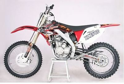"X-Moto XZ250R 250cc 18"" 21"" WK Cross Bike Motocross Dirtbike Xmoto 20PS Cenkoo"