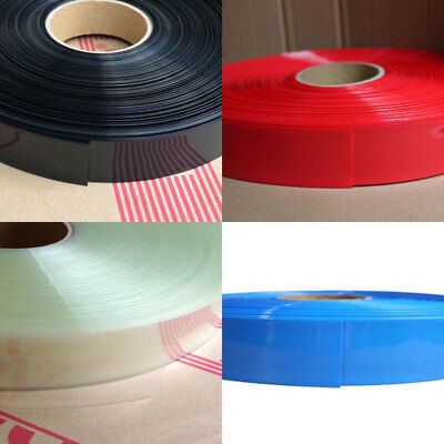 1 Meter PVC Heat Shrink Tubing Wrap RC Battery Pack 7mm~450mm LiPO NiMH NiCd