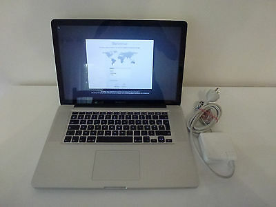 "MacBook Pro 15"" - Core i7 2,3Ghz - SSD 500Go - 16Go"