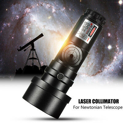 "7  Bright Level 1.25"" Next Generation Laser Collimator For Newtonian Telescope"