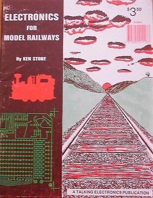 Electronics for Model Railways by Ken Stone (Paperback 1995)