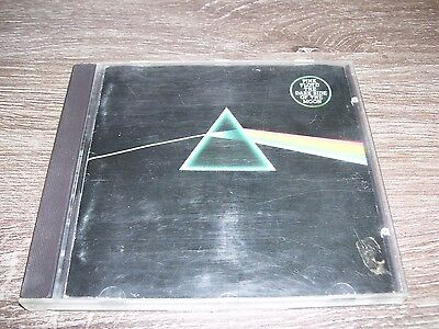 Pink Floyd - The Dark Side Of The Moon * UK CD 1986 NO Barcode *