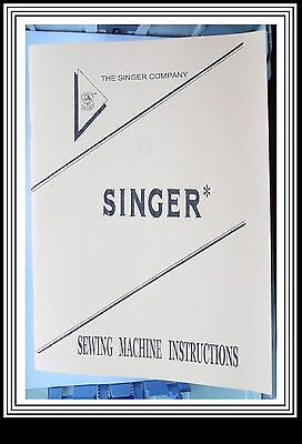 Singer Merritt 141,157,158,159,161,217 & 219 Sewing Machine instructions Manual