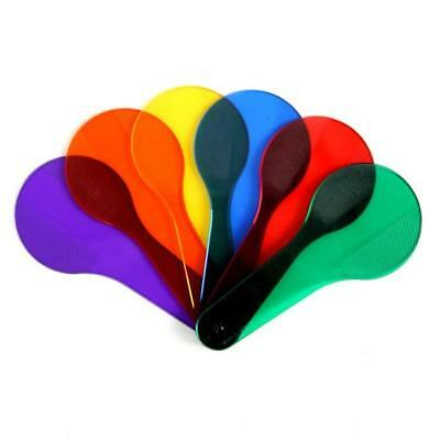 Learning Resources Colour Paddles 6 Colors NEW - FI
