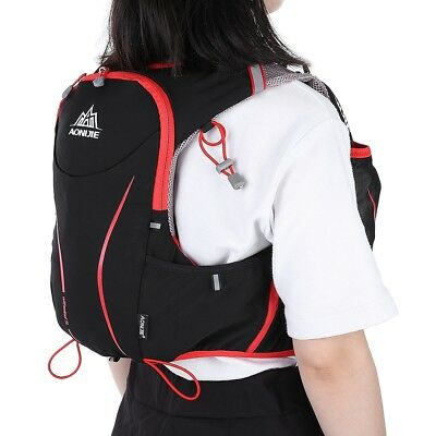 AONIJIE 5L Cycling Outdoors Backpack Sports for Hiking Marathon Running Riding