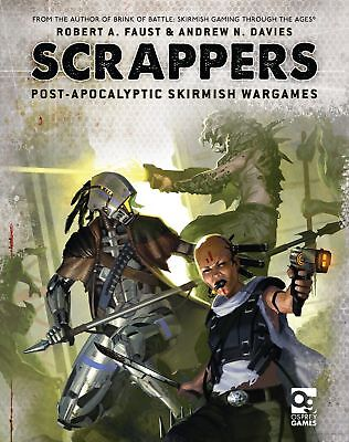 Scrappers Osprey Scrappers Brand New in Box 9781472819260
