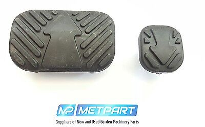 Genuine Countax Ride On Mower Foot Pedals