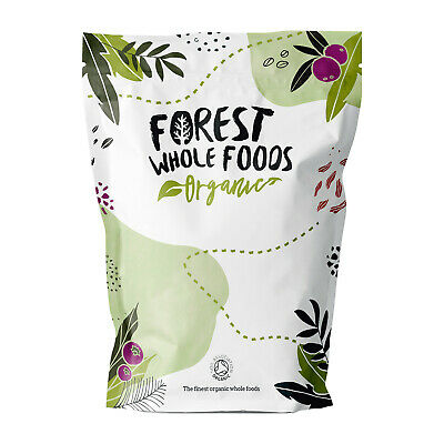 Forest Whole Foods - Organic Raw Black Maca Powder 1kg