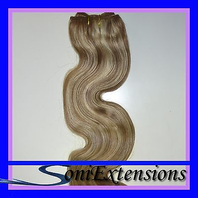 EXTENSIONES CORTINA, REMY,100gr ONDULAD 50X120 Nº 18/613 REMY A++