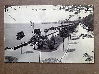 Carte Postale Ancienne Lausanne Ouchy