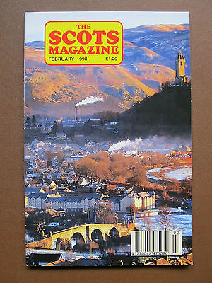 SCOTS MAGAZINE Feb 1998 - Moray - Elgin - Clydeside - Royal Observatory