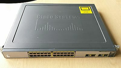 CISCO WS-CE500-24PC , Catalyst Express 500-24PC - switch POE - 24 ports , TESTE