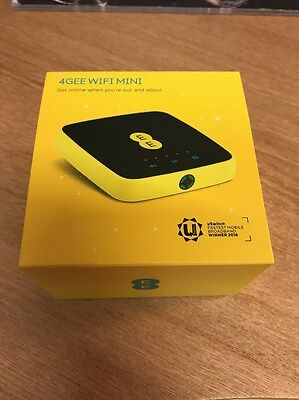 4GEE Wifi Mini - Portable Wifi Hotspot - New