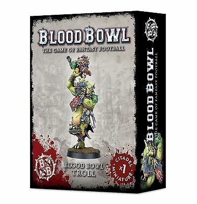 Blood Bowl Troll Games Workshop 99120999002 Blood Bowl Brand New in Box