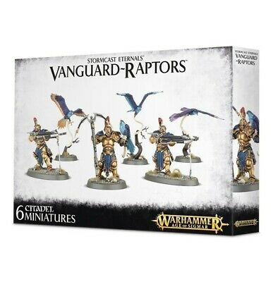 Stormcast Eternals Vanguard-Raptors Games Workshop 99120218023 Age of Sigmar