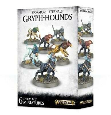 Stormcast Eternals Gryph-Hounds Games Workshop 99120218019 Age of Sigmar