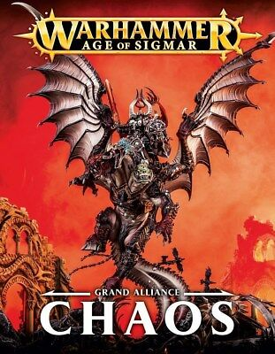 Grand Alliance Chaos - English Games Workshop 60040299061 Age of Sigmar