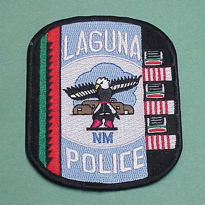 Laguna   New Mexico  Nm  Police  Patch / Patches  Nice!!   Free Shipping!!!
