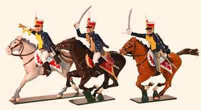 'TRADITION SOLDIERS' Napoleonic Wars 10th Prince of Wale's Own Hussars 762