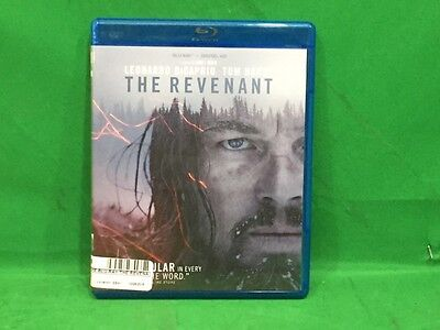 The Revenant (Blu-ray Disc, 2016) (SS2010573)