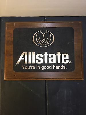 Allstate Plaque