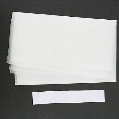 Practical Home Air Conditioning Filters Anti-dust Filter Mesh Air Cleansing 2PCS