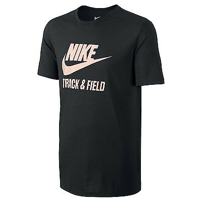 Nike Track And Field Brand Men's T-Shirt Top