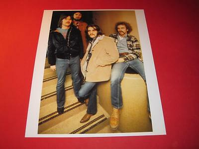 THE EAGLES  10x8 inch lab-printed glossy photo P/0023