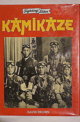 WW2 Japanese Kamikaze Suicide Campaign Fighting Elites Reference Book