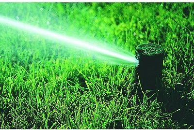 Pop-Up Gear Drive Water Irrigation Lawn Yard Sprinkler Head