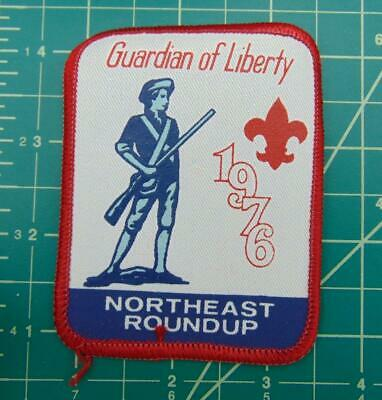 Vintage Boy Scouts of America BSA 1976 Northeast Roundup Patch