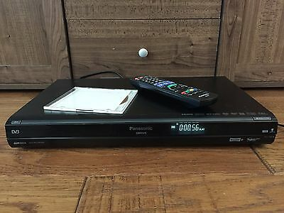 PANASONIC DMR-EX79 250GB HDD/DVD Player Recorder FREEVIEW
