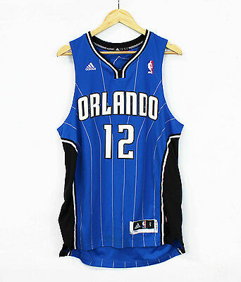 Vintage Orlando Magic Authentic Jersey Basketball Adidas Howard NBA Sz S