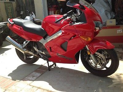 1999 Honda Interceptor  1999 Honda VFR 800AC. INTERCEPTOR Motorcycle Bike Sport Touring 800CC