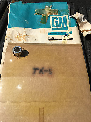 NOS Rare Unopened Chevrolet Corvair TURBO - MOST COMPLETE REBUILD KIT 3869214 GM