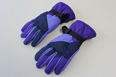 Unisex Columbia Omni Heat Waterproof Insulated Winter Gloves Size Youth Small S