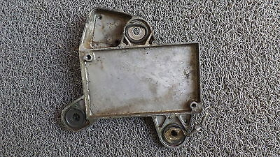 mercury mariner outboard power pack backing plate 3 cyl 65 hp p/n 73219