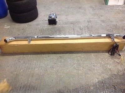 Nissan Murano side step bar led lights one only , will send
