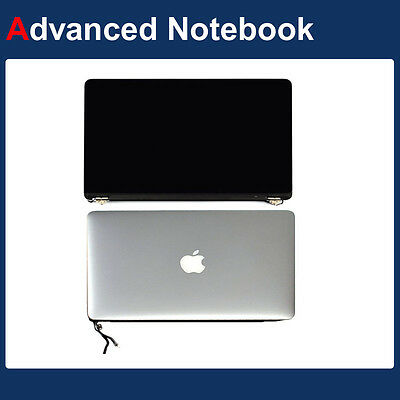 """2015 Apple Macbook Pro 13"""" Retina A1502 Complete LCD Screen Assembly"""